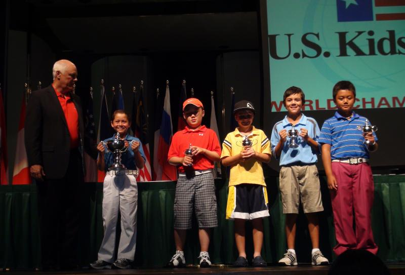 Karl at 2011 US Kids presentations