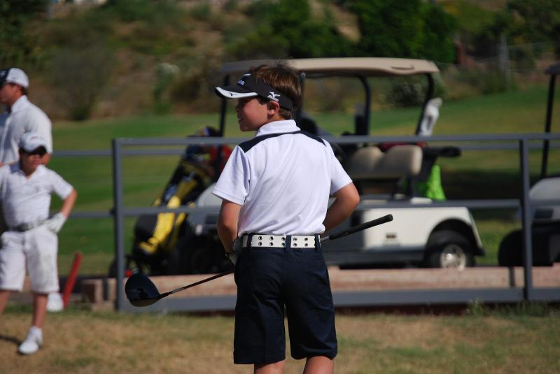 Yep, I like that Drive! San Diego Junior Masters