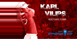 Karl's image the AJGA created for the 2017 Wyndham Cup